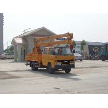 New JMC aerial vehicle mounted boom lift platform