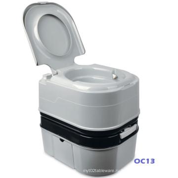 Портативный туалет Открытый мобильный туалет Пластиковые Hdep
