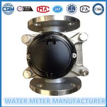 Abnehmbare Edelstahl Trockene Zifferblatt Wasser Meter Kalte Wasser Dn65mm