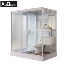 Aokeliya All In One Shower Pods Complete All In One Bathroom Units With Toilet