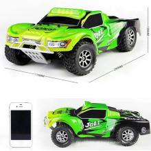 RC carro dançando Stunt controle remoto brinquedos monstro caminhão rádio brinquedos Drift elétrico modelo Roll roda girar Motor de veículo