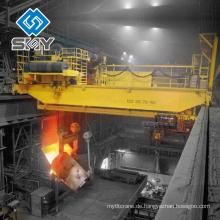 QDY Art Haken-Brückenkran für Gießerei-Geschäft mit thermischer Schallwand