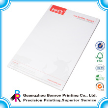 Custom design company letterhead printing