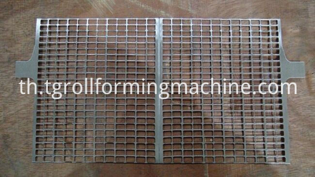 Expanded Metal Plate Mesh Machine