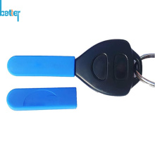 Capa de silicone para chave de borracha remota com entrada sem chave