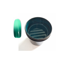 Gel de polimento termocrômico UV seco Qulick um passo construtor