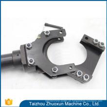 Ferramentas de corte hidráulicas manuais do cabo da bateria de poder manual da ferramenta de friso do extrator da engrenagem