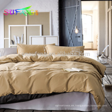 Juego de cama de lujo de algodón OEKO texto 500TC para el mercado de Australia