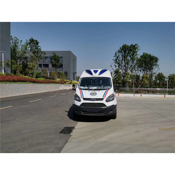 Transit Diesel Medical Clinic Ambulance Truck