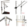 Pilates Equipment Trapeze Table with 3 Sets Springs