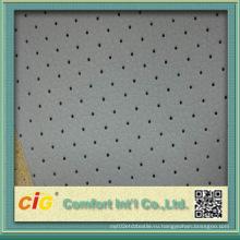 Высококачественная флокированная искусственная кожа с точками