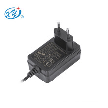 CE GS ERP ECM power adapter 9V 15V 24V 1A 2A 12vdc power supply for Christmas tree table lamp