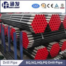 Nq Bq Hq Drill Pipe para la plataforma de perforación