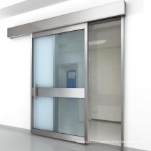 Deper DQB165 hospital interior door air tight door automatic sliding glass doors