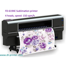 Imprimante de sublimation de colorant de Fd-6194e
