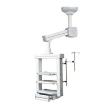Medical Single Arm Aluminum Alloy Gas ICU Surgical Pendant System