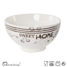13.5cm Ceramic New Bone China Bowl High Quality