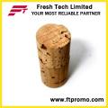 Entraînement flash USB en bambou et bois en forme de cylindre (D831)