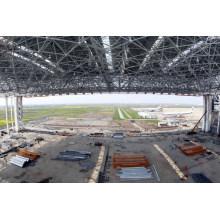 Vorgefertigte Raumrahmen Flugzeug Hangar