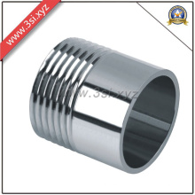 Stainless Steel Short Barrel Threaded Nipples (YZF-L117)