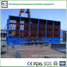 Side-Part Insert Flat-Bag Dust Collector-Industial Equipment