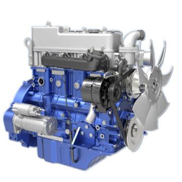 Motor a diesel WEICHAI WP6G125E333 para máquinas de construção