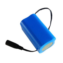 18650 1S4P 3.7V 12000mAh Li Ion Battery Pack
