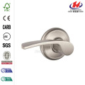 Merano Satin Nickel Hall e armadio leva