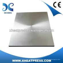 40x60cm Movable Electic Casting Alumínio Aquecimento Platen para Heat Press Machine