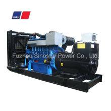640 кВт до 2400 кВт Mtu дизель-генераторный агрегат
