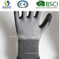 PU Coated Cut Resistant Work Safety Glove (PE1001)