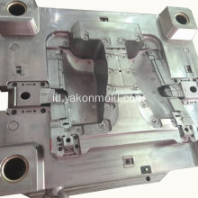 Auto Mould Plastik Injection Moulding