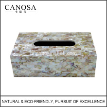 Wholesale Custom Tissue Box afgedrukt met shell