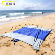 Cheap folding sand proof pinic blanket for the beach