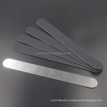 Emery board metal nail file nail art tools