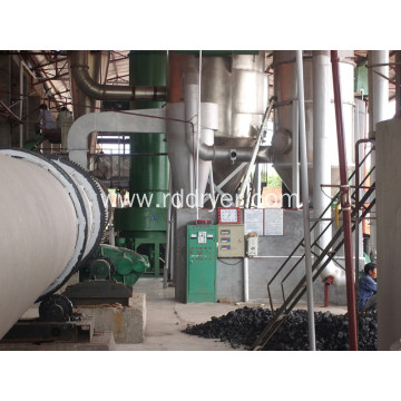 Hyg Rotating Barrel Drying Machinery