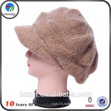 2015 fashion custom ladies winter hat