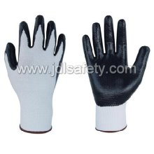 Порезов безопасности перчатка с нитрила, Макая (PD8031)