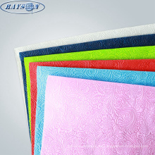 nichtgewebtes anwesendes pantone Farbflachblatt-Geschenkpackpapier