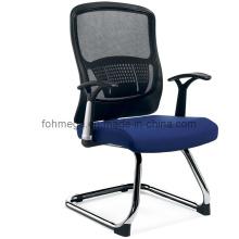Nueva silla de acoplamiento del eslabón giratorio de la oficina de diseño sin ruedas (FOH-XDTC3)