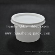 Фабрика китая Пищевой 130 мл / 4 унции одноразовые полипропиленовые пластиковые чашки кукурузы