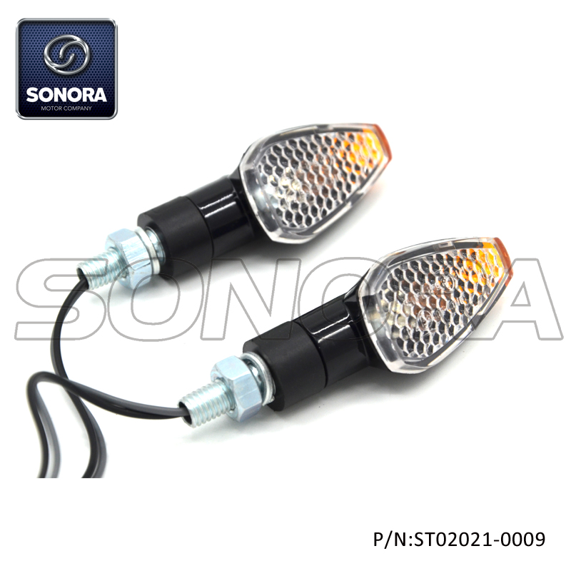 ST02021-0009 Plastic Shell, Bulb E-mark Bulb Light (1)
