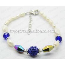 Moda Joya Joyas de agua dulce perlas 2012