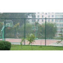 Construction Materials Galvanized Iron Wire Mesh Chain Link Fence