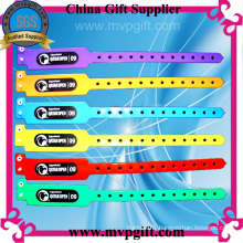 One-Time Use Sex PVC Wristband (M-WB20)