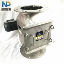 Separador magnético da grelha rotativa