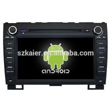 Vier Kern! Androide 4.4 / 5.1 Auto-DVD für GROSSE WAND H5 mit 8inch kapazitivem Schirm / GPS / Spiegel-Verbindung / DVR / TPMS / OBD2 / WIFI / 4G