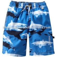 Homens feitos sob encomenda moda praia curta, mens cuecas curtas