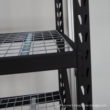 Heavy Duty Steel 4-Layer Industrial Shelving Rack