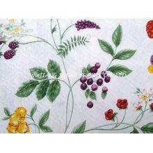 Impreso algodón de poly ante consolidado combinado a tela para Hometextile
